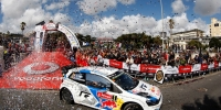 Rally of Portugal in Braga's City Heart