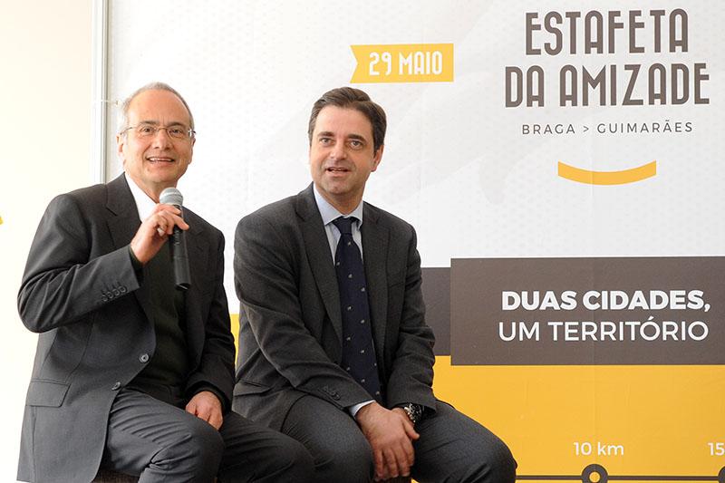 ... Braga e Guimarães unidas pela Amizade - imagem  6 ... bc6365cadf62b