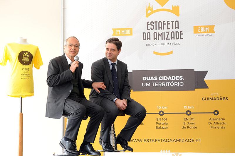 ... Braga e Guimarães unidas pela Amizade - imagem  5 ... 38953922e9a7d