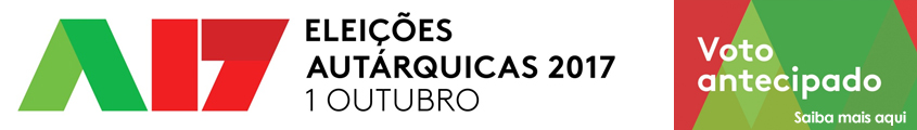 Autárquicas 2017 – Voto Antecipado